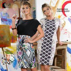 Looks inspiração em OMAR RAYO www.cassiasegeti.com.br #outonoinverno #CassiaSegeti #CS #ModaFeminina #ModaEvangélica #outono17 #inverno17 #moda #looks