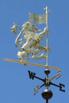 lion rampant weathervane - Google Search
