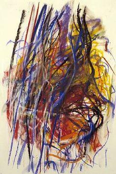 Pastel-Joan Mitchell
