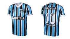 As inovações, o retrô e as homenagens: os novos uniformes no futebol brasileiro e internacional em 2013 - ESPN.com.br