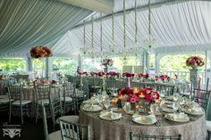 Sagamore Resort // Amy & Eduardo | Renaissance Floral Design