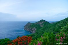 Les Saintes Bay in Guadeloupe.