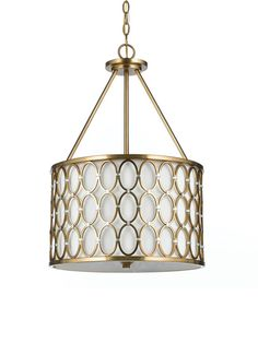 Mini Cosmo Chandelier by Candice Olson at Gilt