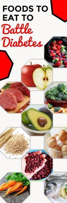 Foods to Eat to Battle Diabetes