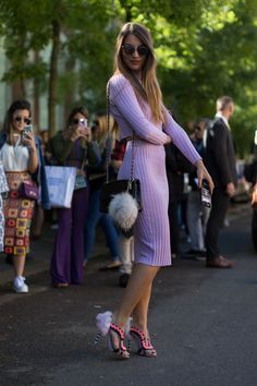 Milan Women Fashion Week SS16 » Blog Archive » Des gens en photo