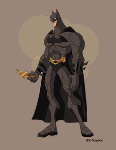 The Dark Knight by *EricGuzman