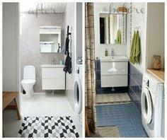 Mikrosementti kylpyhuoneen muutos. Nuapurissa blogi.