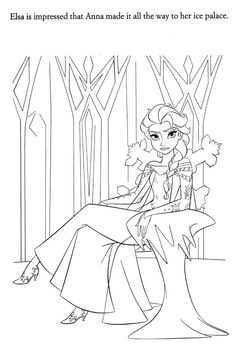Sleeping Beauty Coloring Sheet