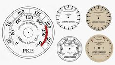 Propnomicon: Steampunk Gauges