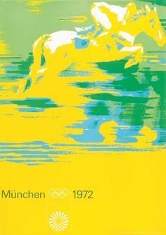 Otl Aicher, Olympics, 1972