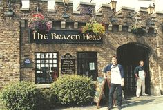 Brazen Head, Oldest pub in Dublin - Ireland Travel Tips IVE BEEN THERE!!