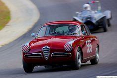 1958 Alfa Romeo Giulietta Sprint. #alfa #alfaromeo #italiandesign