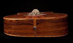 Lichty Custom Pau Ferro and Sinker Redwood Alchemist Guitar, G83, crafted by NC luthier Jay Lichty, Lichty Guitars
