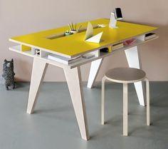 Biurko dziecięce Insekt Desk Kids Buisjes & Beugels +++