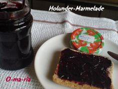 Eingemachtes  Holunder-Marmelade - Rezept
