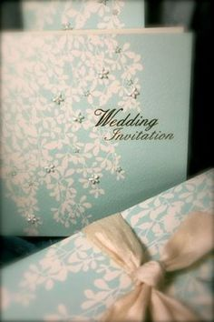Inspiration for wedding invites #wedding #invitations ALSO DEPENDS ON THE COLOR SCHEME!