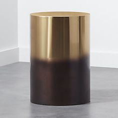 Winston Round Ombre Side Table