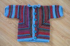 Ravelry: Dutchrosa's Baby Surprise Jacket 1