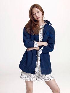 Gong Hyo Jin, Elle, March 2015