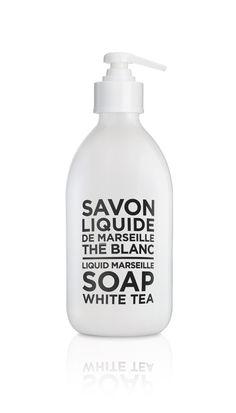 Compagnie De Provence White Tea -nestesaippua