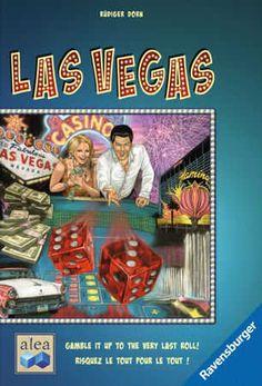 Las Vegas: jeu de société chez Jeux de NIM