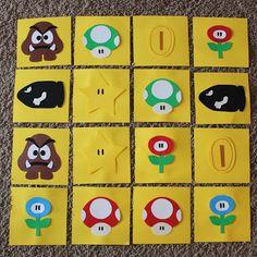 super mario 3 flip cards