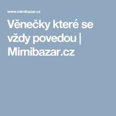 Věnečky které se vždy povedou   Mimibazar.cz 20 Min, Cheesecake, Food And Drink, Sweet, Candy, Cheesecakes, Cherry Cheesecake Shooters