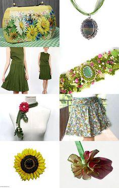 Spring fashion tips ~~ i love the bag!