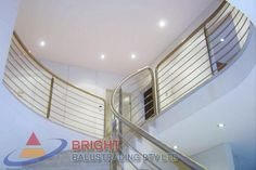 Stainless Steel Rod Balustrade:-Stainless steel double flat bar posts with pin & OD top rail with OD horizontal rod infills. Stainless Steel Balustrade, Stainless Steel Rod, Metal Working, Mirror, Metalworking, Stainless Steel Bar, Mirrors, Stainless Steel Railing