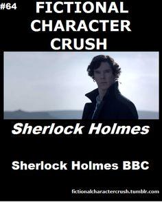 #64 - Sherlock Holmes from Sherlock Holmes BBC
