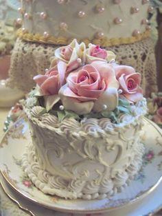 Fake Cake.