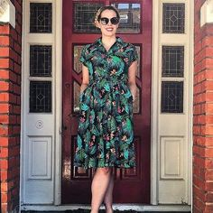 Sew Over It (@sewoveritlondon) • Instagram photos and videos Sew Over It, Dressmaking, Diy Fashion, Pop Up, Sewing Patterns, Wrap Dress, Sad, Photo And Video, How To Make