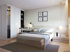 The Best 2019 Interior Design Trends - Interior Design Ideas Modern Luxury Bedroom, Luxurious Bedrooms, Bedroom Colour Palette, Bedroom Colors, Bedroom Bed Design, Bedroom Decor, Home Interior, Interior Design, Single Bedroom