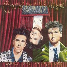 Crowded House. Temple of low men. 1988