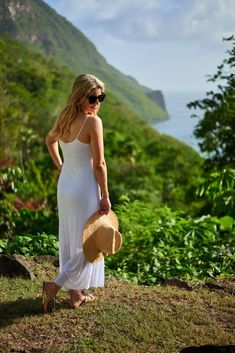 5bcbfa81a6b3 The White Dress You Need for Summer Travel