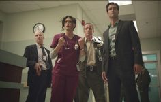 Fear erupts as a dangerous criminal is brought into the hospital. | MTV Photo Gallery