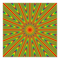 картинка 16 Оптические Иллюзии Или Обман Зрения (Картинки)