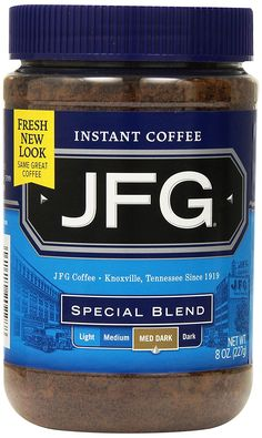 JFG Special Blend Instant Coffee -- You can get more details by clicking on the image.