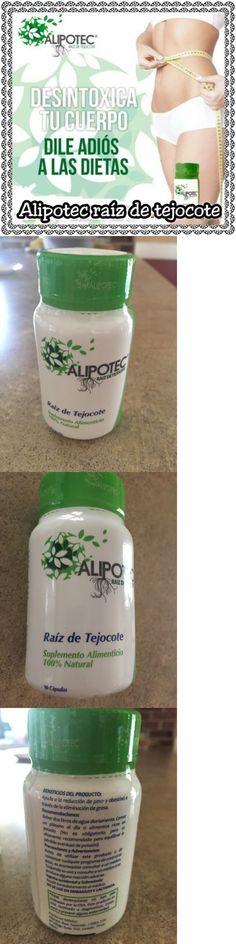 Other Weight Management: Original Alipotec Capsulas Raíz De Tejocote+Espirulina+Fibra (90U) Baje De Peso BUY IT NOW ONLY: $57.95