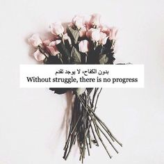 Struggle allows us to strive for greatness! #islamicquotes #progress