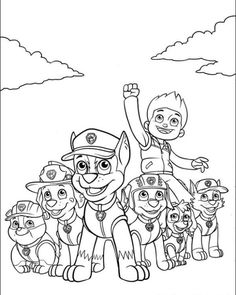 67 Best Nick Jr Coloring Pages Images Coloring Pages Colouring