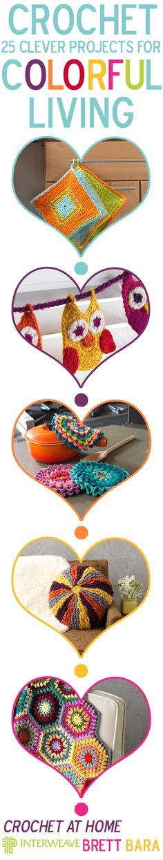 this book has THE CUTEST crochet ideas for modern simple home decor! #crochet #owl #homedecor
