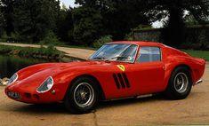 1962 Ferrari 250 - The Car.