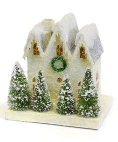 Look at this #zulilyfind! Four Tree Village Home Décor #zulilyfinds