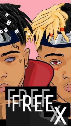 #FREEXXX XXXTENTACION  By; Allen