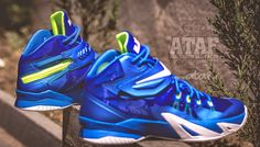Lebron zoom soldier 8