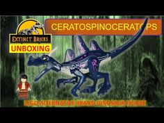 CERATOSPINOCERATOPS UNBOXING #12 UNOFFICAIL LEGO DINOSAUR #JURASSICWORLDLEGO #CERATOSPINOCERATOPS - YouTube Lego Jurassic World, Lego Dinosaur, Artwork For Home, Mortal Kombat, Scorpion, Creatures, Toys, Youtube, Scorpio