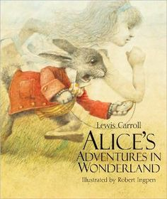 Alice's Adventures in Wonderland-Illustration: Robert Ingpen