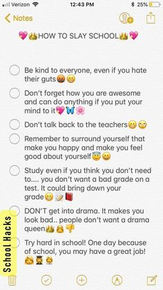 Back to School Hacks Girls Need to Know, The Effective Pictures We Offer You About High School goals A quality picture can tell you many things. You can find the mos Middle School Hacks, High School Hacks, Life Hacks For School, School Study Tips, Going Back To School, Back To School Glo Up, High School Essentials, Beauty Hacks For School, School Routine For Teens