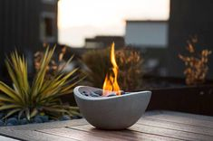 Tabletop Fire Pit Table Fireplace Gel Stone Firepit Decoration Yard Pebbles Bowl for sale online Fire Pit Grill, Fire Pit Bowl, Fire Pit Table, Fire Bowls, Fire Pits, Deck Pergola, Grill Gazebo, Pergola Cover, Pergola Shade